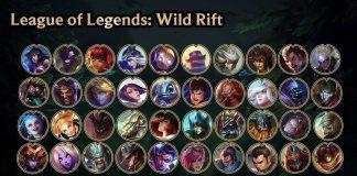 lol wild rift cover